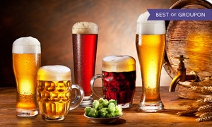 Niagara Fun Tours: Craft-Beer and Hard-Cider Tour for One, Two, or Four (Up to 64% Off)