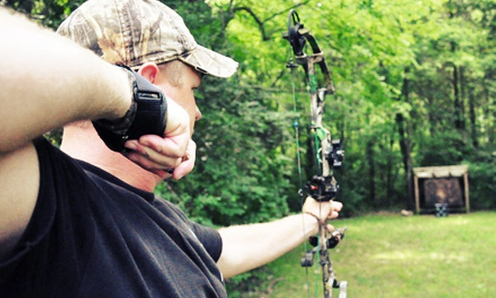 Swain Resort 2 - Swain: Saturday, Sunday, or Two-Day Passes to the Fourth Annual Western New York Bowhunting Festival at Swain Resort (50% Off)