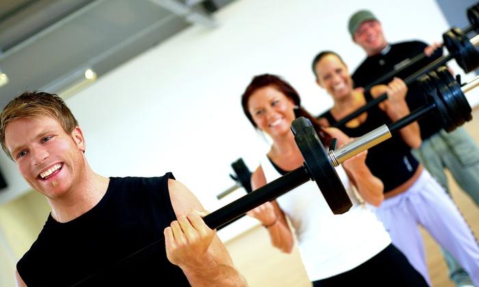 The Fitness Room - Utica: $50 for $100 Toward 10 Tabata Group Fitness Classes — THE FITNESS ROOM