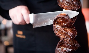 Samba Brazilian Steakhouse - Redondo Beach: All-You-Can-Eat Sunday Brunch with Bottomless Champagne for Two or Four at Samba (Up to 32% Off)