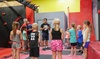 37% Off Open Gym Pass at Five Star Ninja Warrior