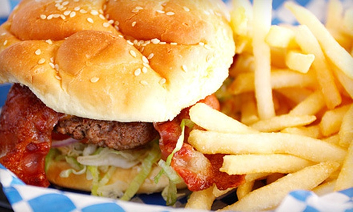 Snack Shack - Maltaville: $10 for $20 Worth of American Fare and Ice Cream at Snack Shack in Clifton Park