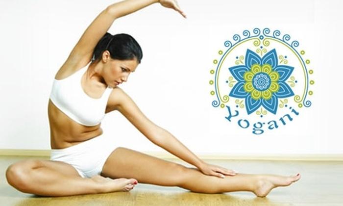 Yogani - Historic Hyde Park North: $35 for One Week of Yoga Classes at Yogani Studios ($105 Value)