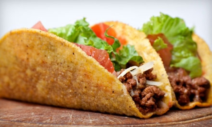 Acapulco Mexican Restaurant - Spanish Quarter: $10 for $20 Worth of Authentic Mexican Cuisine and Drinks at Acapulco Mexican Restaurant