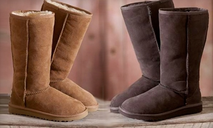 Overland Sheepskin Co. - Omaha: $25 for $50 Worth of Clothes, Shoes, and Accessories at Overland Sheepskin Co.