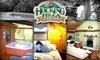 Hocking Hills - Falls: $274 for an Intimate Wedding Package at Hocking Hills Cabins ($549 Value)