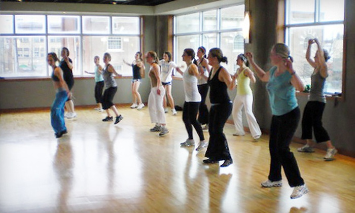 Parkside Fitness - Downtown: $30 for Five Classes at Parkside Fitness in Coeur d'Alene ($60 Value)