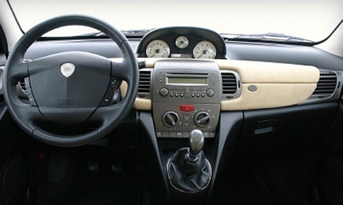 Precision Details - Carmichael: $60 for Auto-Detailing Services from Precision Details ($120 Value)