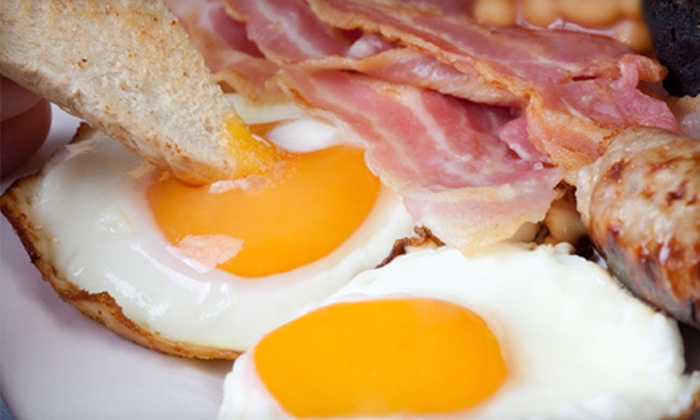 New Day Café - Enterprise: $7 for $15 Worth of Breakfast or Lunch at New Day Café