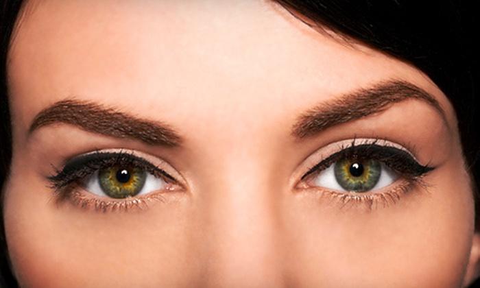 Bassett Spa - Pickering: Three Eyebrow or Full-Face Threadings at Bassett Spa in Pickering (Up to 67% Off)