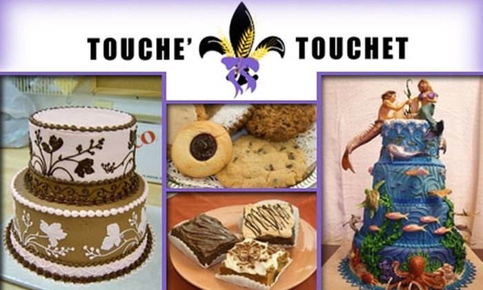 Touche Touchet Bakery - Kings Contrivance: $10 for $20 Worth of Treats at Touché Touchet Bakery and Pastry Shoppe