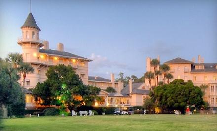 Jekyll Island Club Hotel - Jekyll Island Club Hotel in Jekyll Island