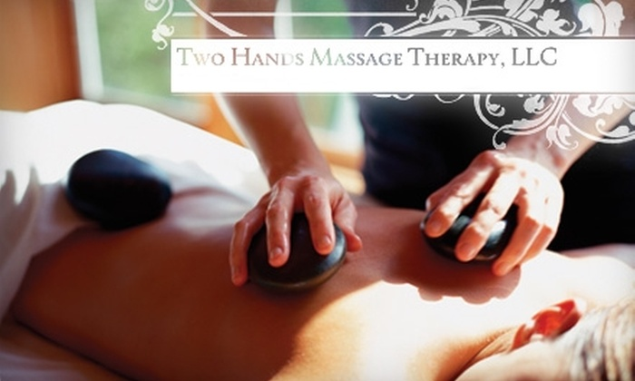 Two Hands Massage Therapy - Daphne: $40 for a One-Hour Hot-Stone Massage at Two Hands Massage Therapy
