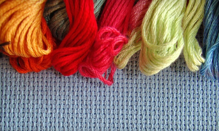EastBayNeedleCraft - Multiple Locations: $17 for a Children's Needlework, Jewelry-Making, or Knitting Workshop at EastBayNeedleCraft in San Ramon ($35 Value)