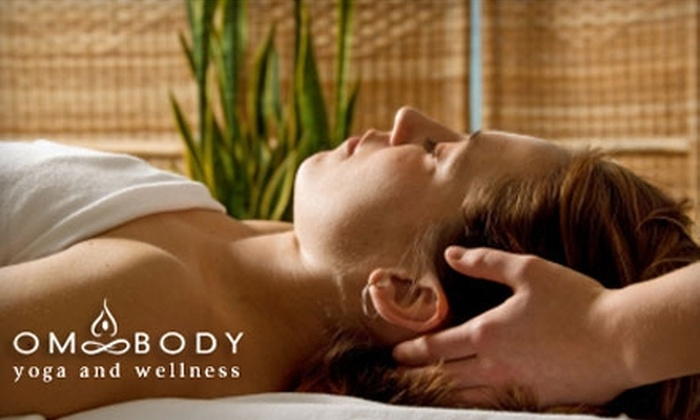 OMBody Yoga & Wellness - Cleveland Heights: $40 for a One-Hour Massage at OMBody Yoga & Wellness