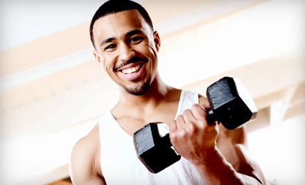 1-Month Gym Membership (a $50 value) - Fitness First! in Skokie