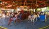 Kiddie Park San Antonio - San Antonio: $24 for Four Unlimited-Ride Bands at Kiddie Park (Up to $48 Value)