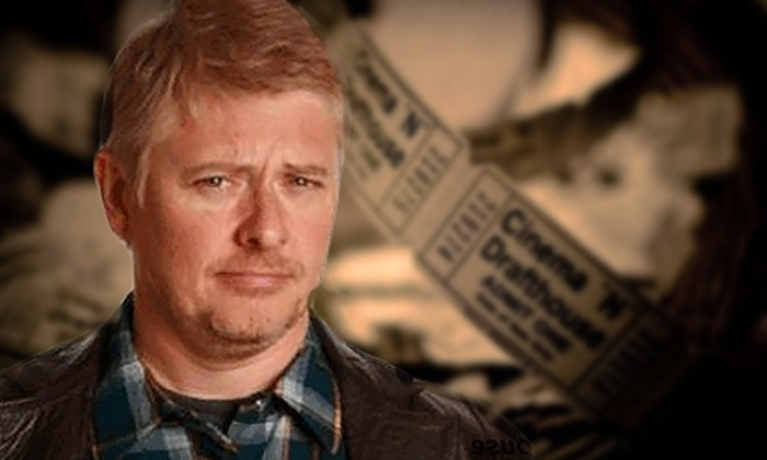 Dave Foley at the Drafthouse - Arlington Heights: $15 for Admission to Dave Foley Comedy Show at the Arlington Cinema & Drafthouse ($30 Value). Four Dates Available.