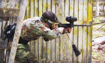 Paintball Outing for 2 People (a $90 value) - Skyline Paintball in Strasburg