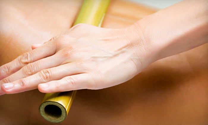 Divine Massage Therapy - Los Gatos: One or Three 60- or 90-Minute Bamboo Massages at Divine Massage Therapy (Up to 59% Off)