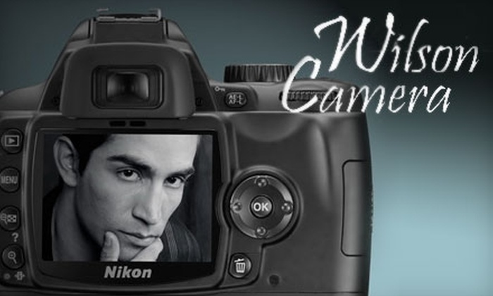 Wilson Camera Digital Lab & Portrait Studio - Camelback East: $69 for a Photography Workshop from Wilson Camera Digital Lab & Portrait Studio