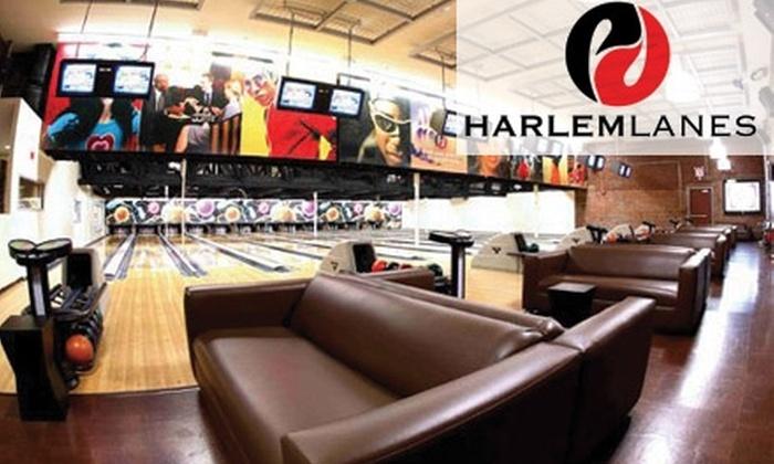 Harlem Lanes - Harlem: $13 for Three Games and Shoe Rental at Harlem Lanes (Up to a $30.50 Value)
