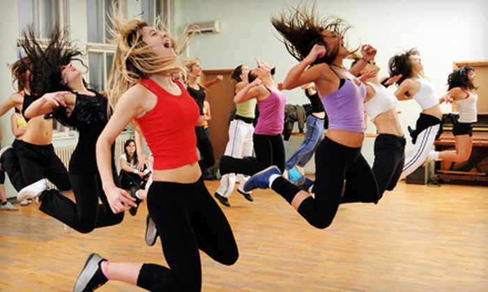 Steve Nash Fitness World & Sports Club - Downtown Express Fitness World: $29 for One Month of Unlimited Fitness Classes and Gym Access at Steve Nash Fitness World & Sports Club ($198 Value)