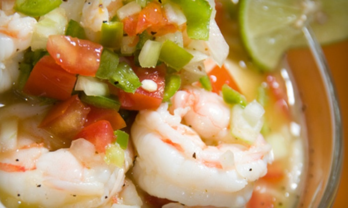 Tutuma Social Club - Midtown: Ceviche-Making Class for One or Two at Tutuma Social Club (Up to 57% Off)