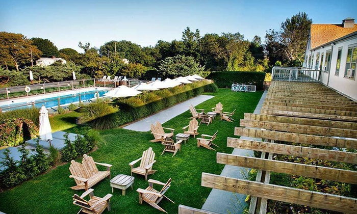 Solé East Resort - Montauk: One-Night Stay for Two at Solé East Resort in Montauk, NY