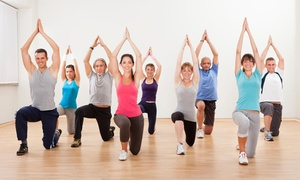 Midtown Yoga: Up to 70% Off Unlimited Hot Yoga at Midtown Yoga