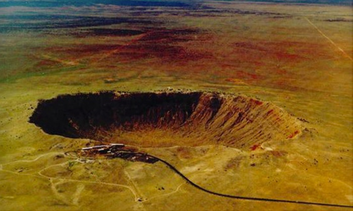 Meteor Crater - Winslow: Two Junior, Senior, or Adult Admissions to Meteor Crater in Winslow