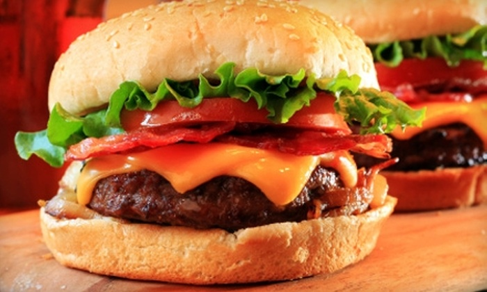 Top Notch Beefburgers - Beverly: $8 for $16 Worth of Classic American Fare at Top Notch Beefburgers
