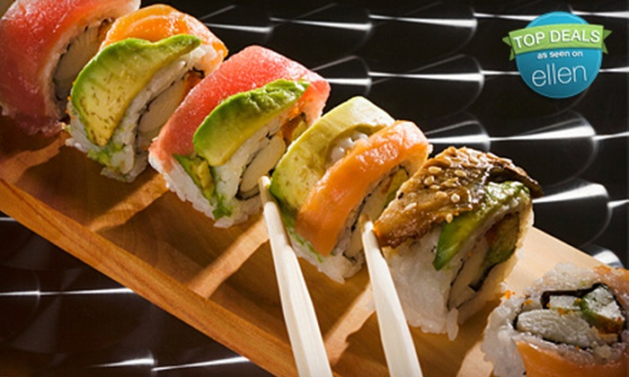 MK's Sushi - Fort Worth: Sushi and Asian Fare for Dinner or Lunch at MK's Sushi (Half Off)