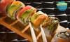 Mk's Sushi - Cultural District: Sushi and Asian Fare for Dinner or Lunch at MK's Sushi (Half Off)