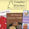 Country Kitchen SweetArt - Fort Wayne: $15 for Three Decorating and Recipe Books from Country Kitchen SweetArt (Up to $32.85 Value)