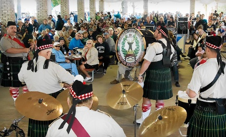 Good for 2 Weekend Passes ($40 value) - Niagara Celtic Heritage Festival & Highland Games in Olcott