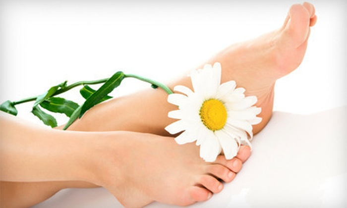 ClearNailz - Fort Worth: $50 for $500 Toward Laser Toenail Fungus Removal Package at ClearNailz
