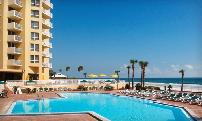 Daytona Beach Resort With Ocean Views
