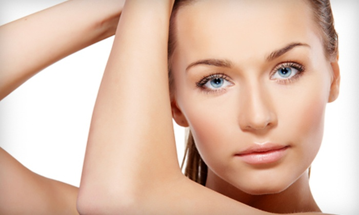 Absolute Beauty Hair Salon & Spa - Rocklin: One or Three Microcurrent or Ultrasound Facials at Absolute Beauty Hair Salon & Spa in Rocklin