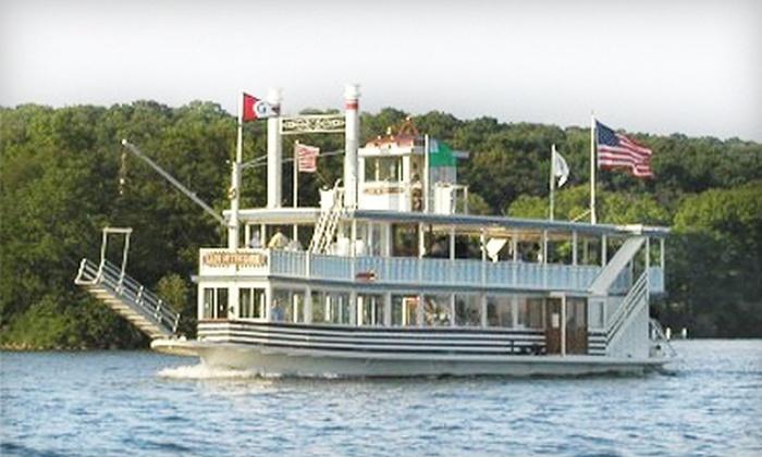 Lake Geneva Cruise Line - Lake Geneva: Two Tickets for a Cruise from Lake Geneva Cruise Line. Two Options Available.