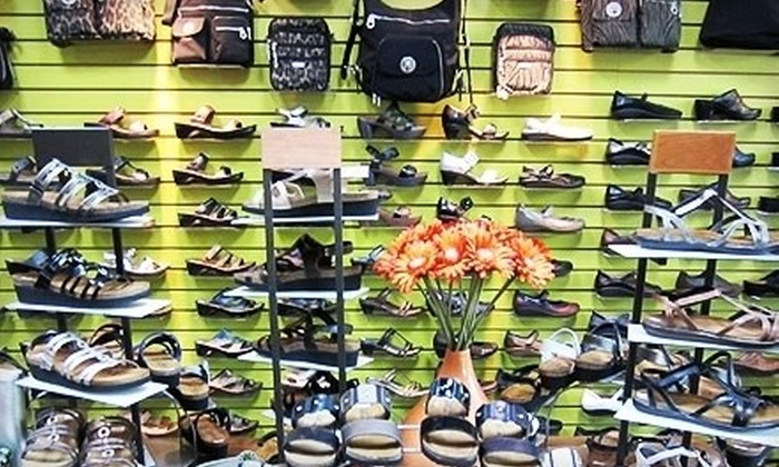 The Shoe Mill - Downtown Tempe: Half Off Shoes, Accessories, and More at The Shoe Mill in Tempe. Two Options Available.