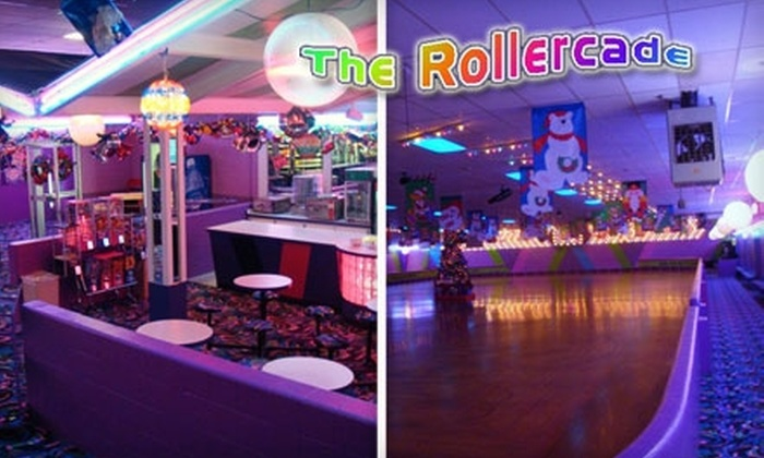 The Rollercade - Shearer Hills / Ridgeview: $4 for Admission and Skate Rental at The Rollercade