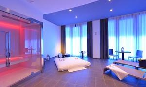 Terme di Saint Vincent: Percorso spa privato di coppia con massaggio alle Terme di Saint Vincent (sconto fino a 57%)