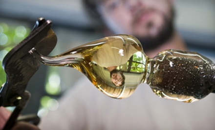 30-Minute Intro-to-Glass Making Class for One (a $100 value) - Taylor Backes in Boyertown
