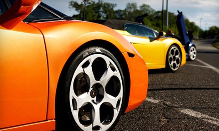 Gotham Dream Cars - Englewood: $99 for a High-Speed Drive in a Ferrari or Lamborghini from Gotham Dream Cars in Englewood ($249 Value)