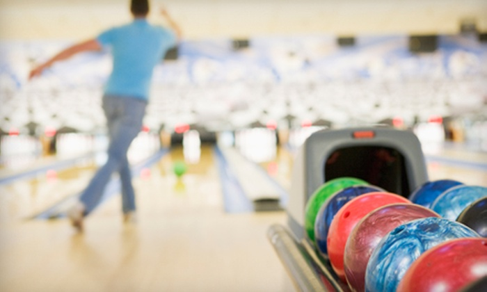 Timber Bowl - Springfield: Bowling Outing for One or Two at Timber Bowl in Springfield