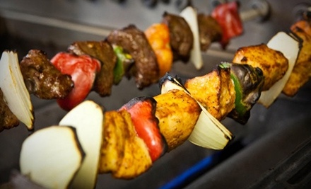 $20 Groupon to Mediterranean City Grill - Mediterranean City Grill in Los Angeles