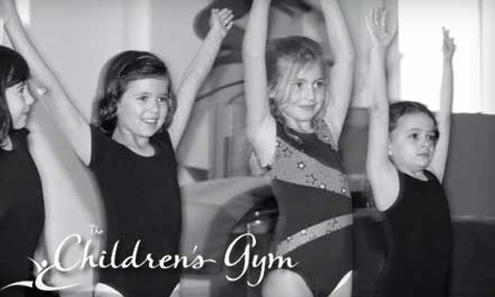 The Children's Gym - Hollywood: $39 for $61 Worth of Classes and a One-Year Membership at The Children's Gym