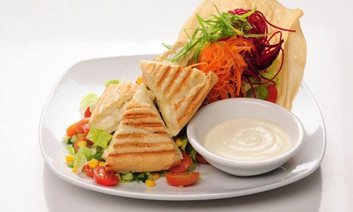 Mozart Cafe - Boca Del Mar: Kosher Lunch or Dinner at Mozart Cafe (50% Off)