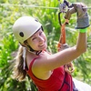 44%  Off Zipline Tour for Two or Four